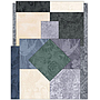 "Aged to Perfection, Pre-cut Sister's Choice Quilt (32""x 47"", 6 blocks)"