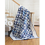 B1521, Blue & White Quilts - 13 Remarkable Quilts with Timeless Appeal