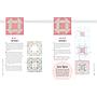B1508, Machine-Quilting Idea Book - 61 Designs to Finish Classic Patchwork