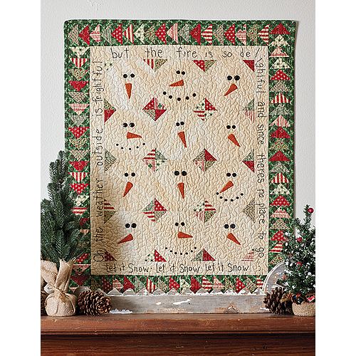 B1537, Christmas in the Country - Holiday Quilts with Farmhouse Flair