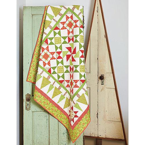 B1539, Season to Taste - Quilts to Warm Your Home All Year Long