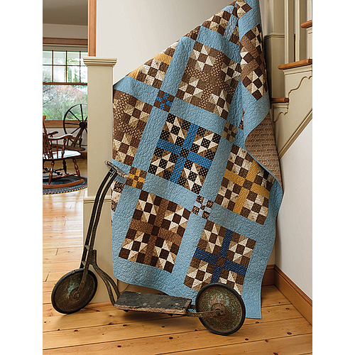 B1540, Time-Honored Traditions, Replicate Classic Quilts of Centuries Past