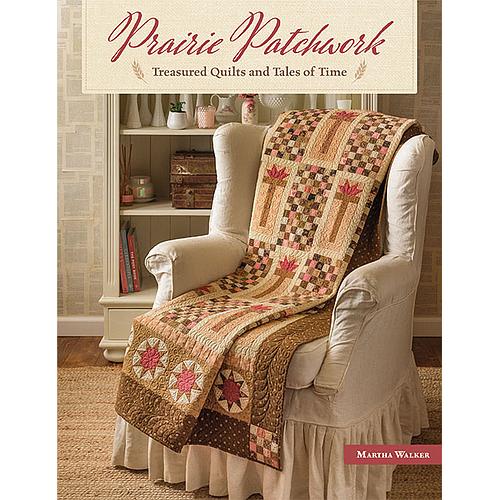 B1529, Prairie Patchwork