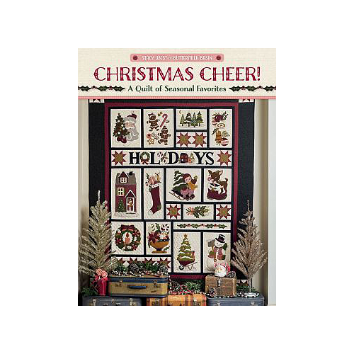B1567, Christmas Cheer! (8/21) by Stacy West