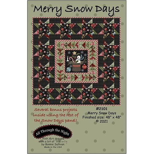 ATN2101, Merry Snowdays by Bonnie Sullivan