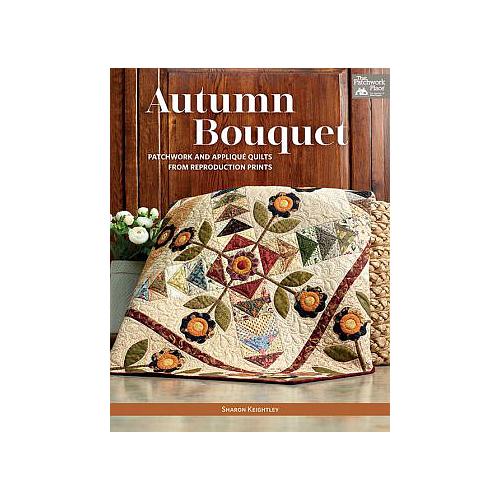 Autumn Bouquet, by Sharon Keightley